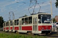 2-вагонний поїзд Т-3М